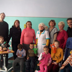Giving Back - Ukraine Missions